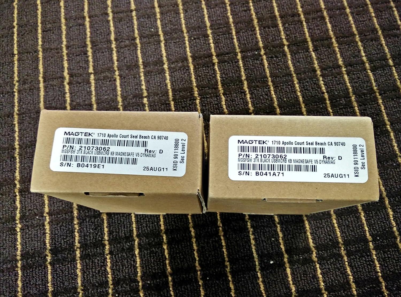 Model # Magtek Mini USB Card Reader Mag21073062