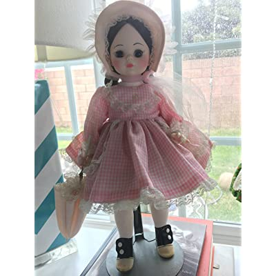 "Madame Alexander Doll ""Rebecca"" 14 'Inch Doll #1585: Toys & Games"