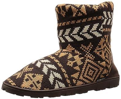 Women's Knit Lug Nordic Chukka Boot