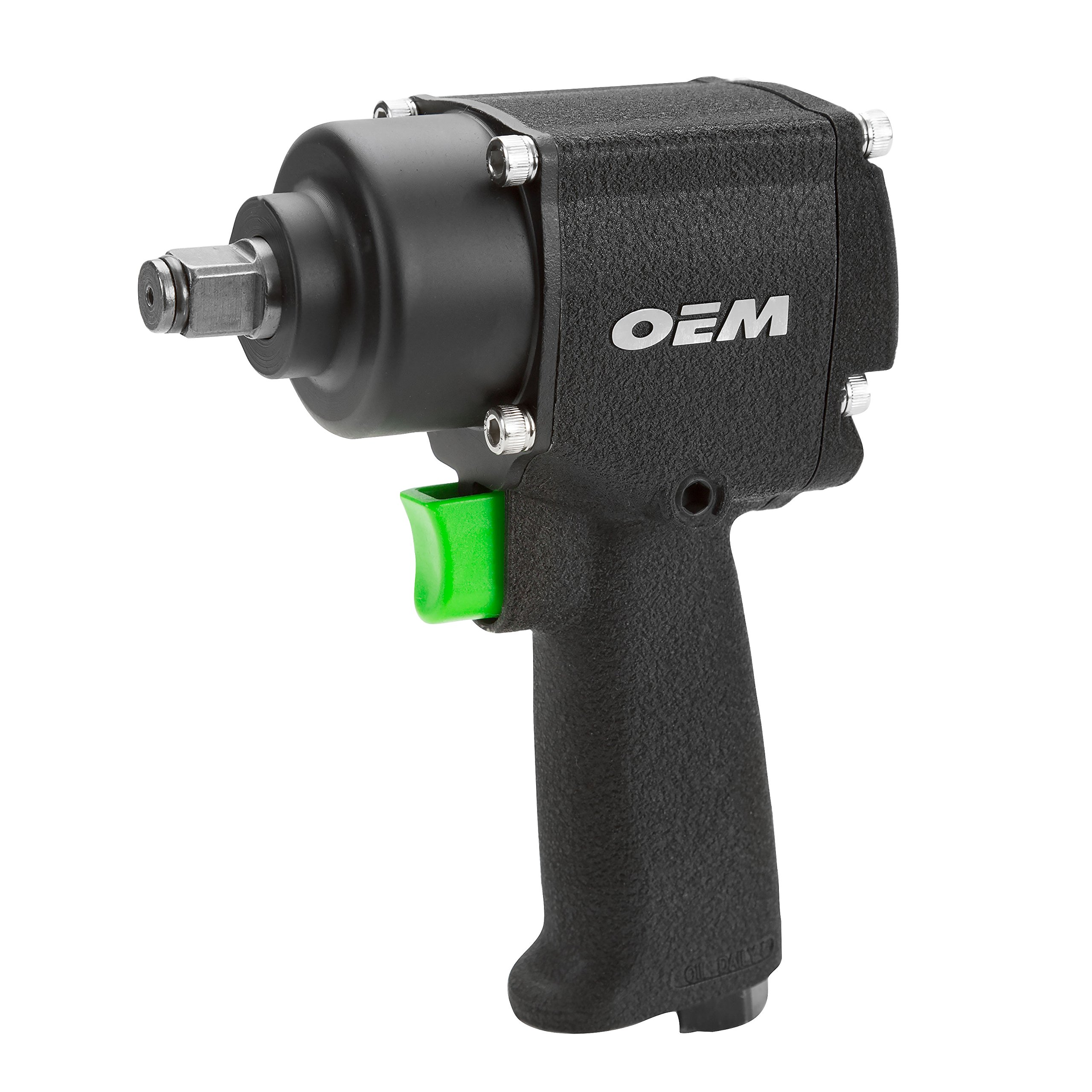 OEMTOOLS 24411 Mighty Compact 3/8'' Drive Impact Wrench