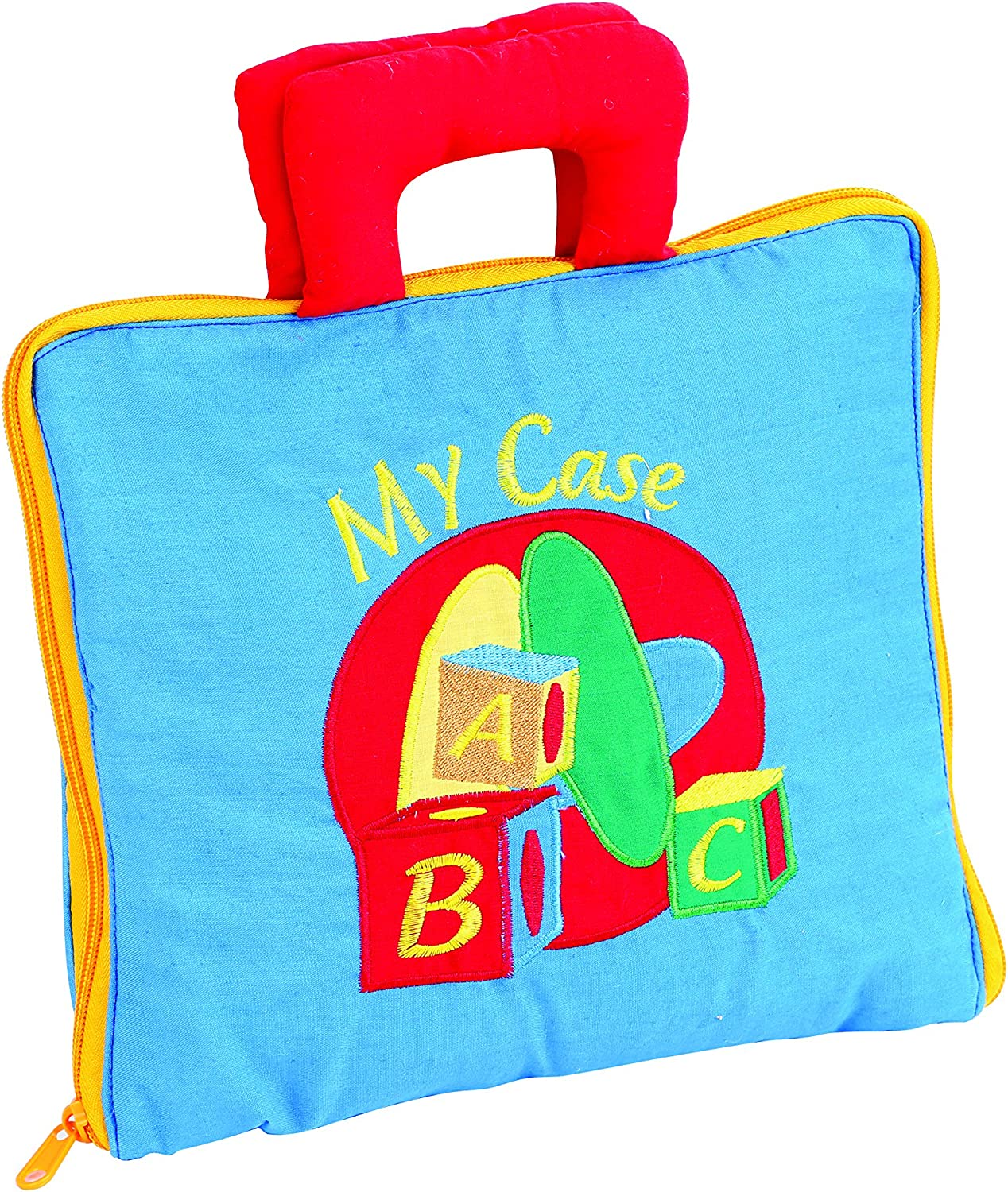 26 Soft ABC Objects /& Soft Car... ABC Carry Bag Set by Animal HouseIncludes