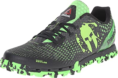 Reebok All Terrain Extreme WC Trail Tenis para Correr para Hombre, Gris (Gravel/Black/Solar Green), 43.5 EU: Amazon.es: Zapatos y complementos