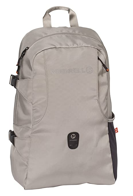 90c0502cf51 Merrell Alberta Yoga Backpack, Silver, One Size: Amazon.in: Bags, Wallets &  Luggage