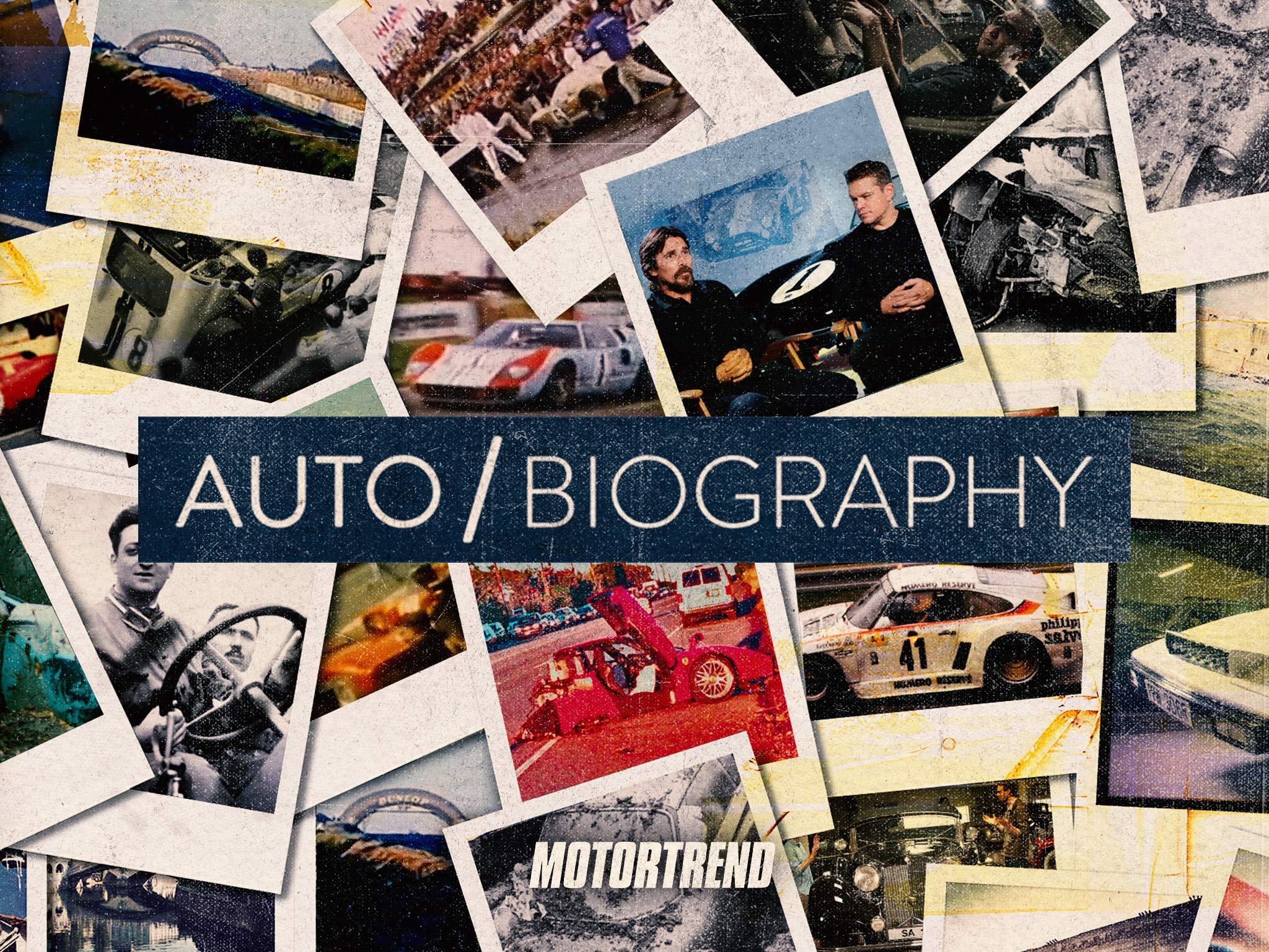 Watch Autobiography Ford Vs Ferrari Special Season 0 Prime Video