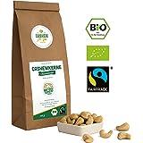 Cashew for You (700g) - FairTrade Bio-Cashewkerne aus Westafrika, naturbelassen
