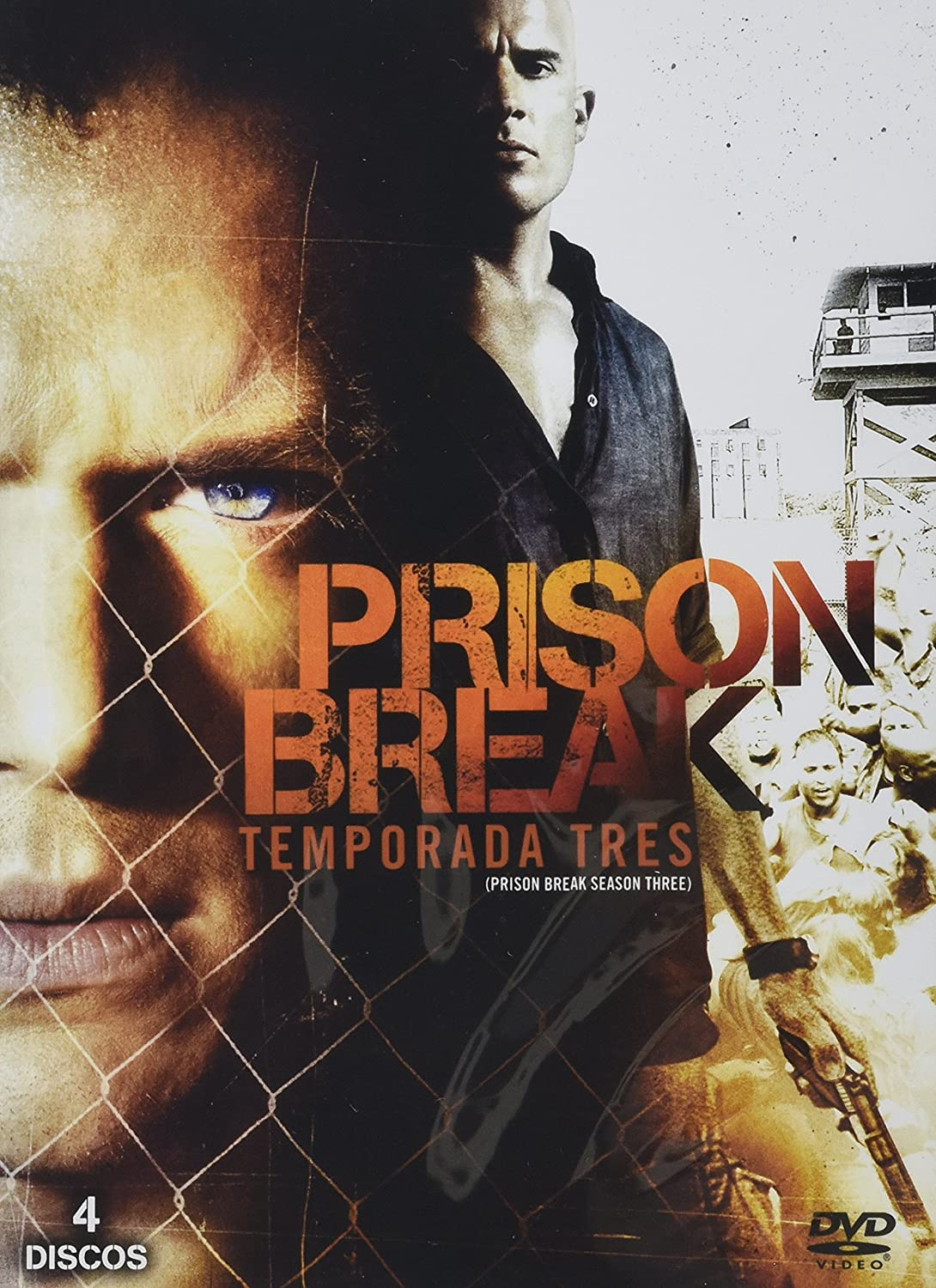 Amazon Com Prison Break Seasons 1 4 Dominic Purcell Wentworth Miller Amaury Nolasco Robert Knepper Sarah Wayne Callies Wade Williams William Fichtner Paul Adelstein Marshall Allman Rockmond Dunbar Jodi Lyn O Keefe Leon Russom Paul