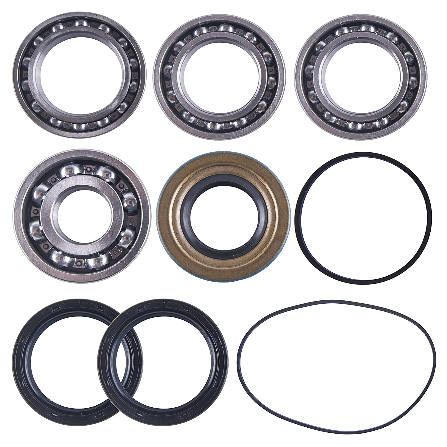 Polaris Magnum/ATP front differential bearing & seal kit 330/500 2002 2003 2004 2005 2006 East Lake Axle