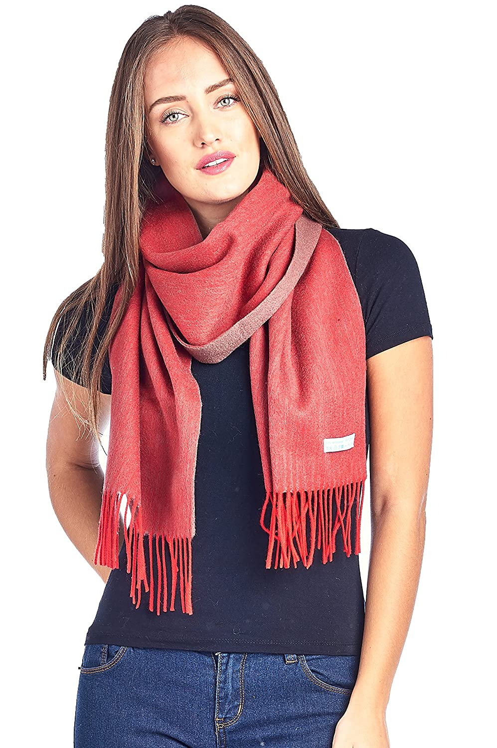 High Style ACCESSORY レディース B074GBZHTZ One Size|Red / Brown Red / Brown One Size