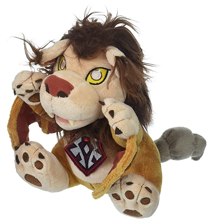 Amazon.com: World of Warcraft Wind Rider Cub Plush with Bonus In-Game Companion: Toys & Games