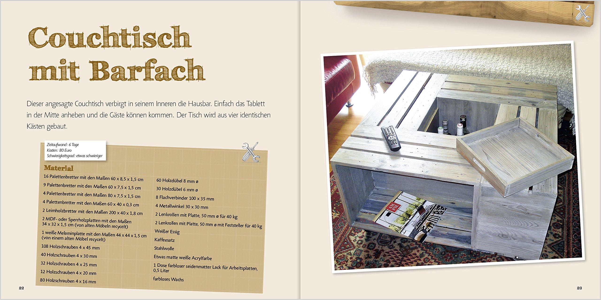 Upcycling mit Palettenholz: 9783784354859: Amazon.com: Books