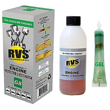 Amazon.com: G8 RVS Tecnología de motor Tratamiento. Para ...