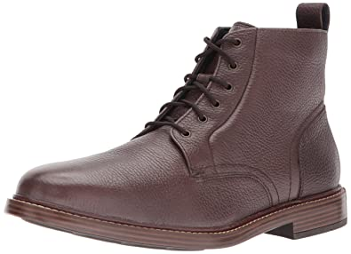 Cole Haan Men's Adams Grand Demiboot, Java Tumbled, 10 Medium US