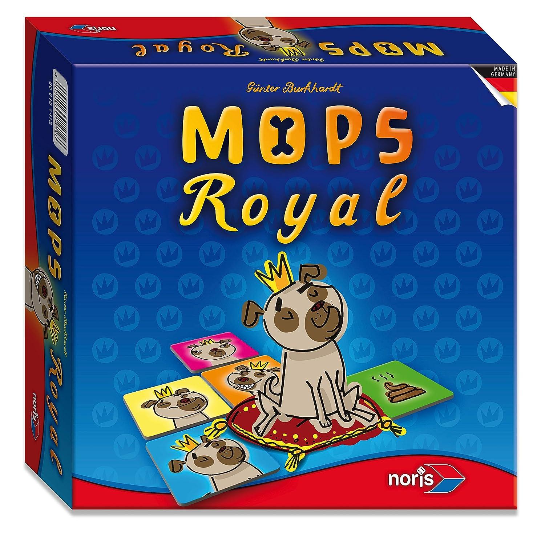 noris Spiele 606101412 - Mops Royal, Brettspiel: Amazon.de: Spielzeug