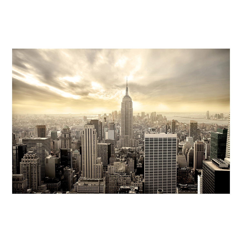 Vliestapete Vliestapete Vliestapete – Manhattan Dawn – Wandbild breit d91ee5