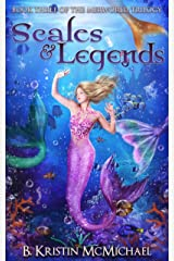 Scales and Legends (The Merworld Trilogy Book 3) Kindle Edition