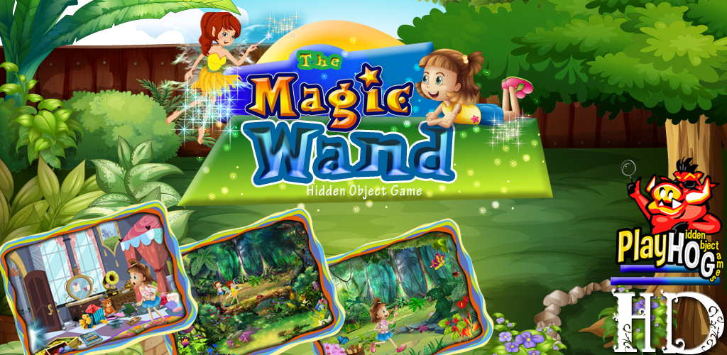 The Magic Wand   Find Hidden Object Game  Download
