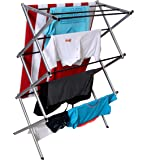 Magna Homewares® Accordion Basic Cloth Drying Stand