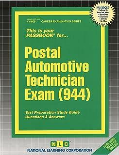 postal electronic maintenance mechanic examination passbooks jack rh amazon com Study Guide Exam Outlines Exam Study Guide Book