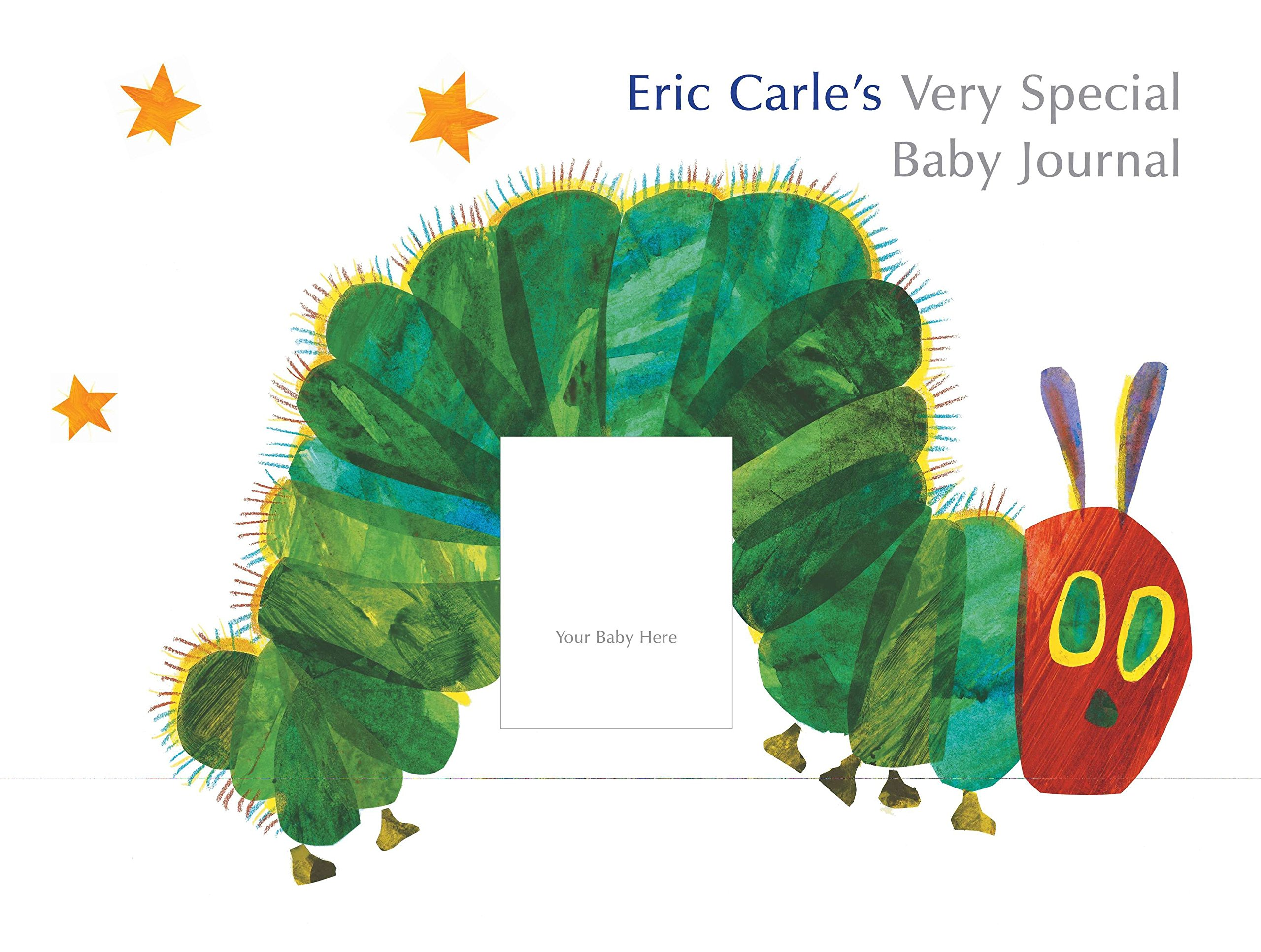 Download Eric Carle's Very Special Baby Journal ebook