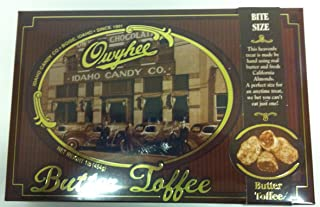 product image for Idaho Candy Owyhee Butter Toffee Bite, 1-Pounds