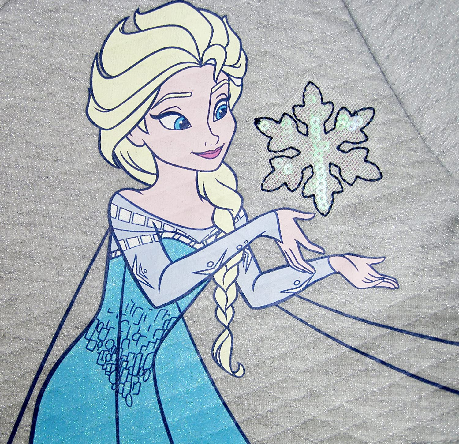 Frozen Girls Elsa Caract?§?§re Tunique a