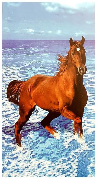 handtuch pferdemotiv
