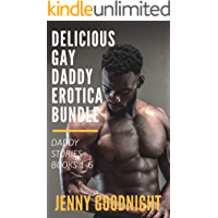 Delicious Gay Daddy Erotica Bundle: Daddy Stories Books 1-6 book cover