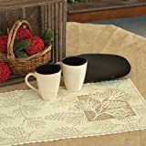 Heritage Lace Woodland 14-Inch by 60-Inch