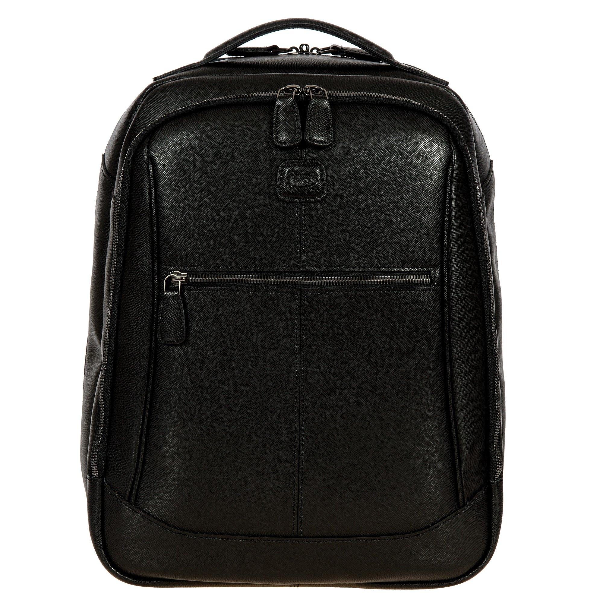 BRIC'S Varese Director Backpack - Medium (Black)