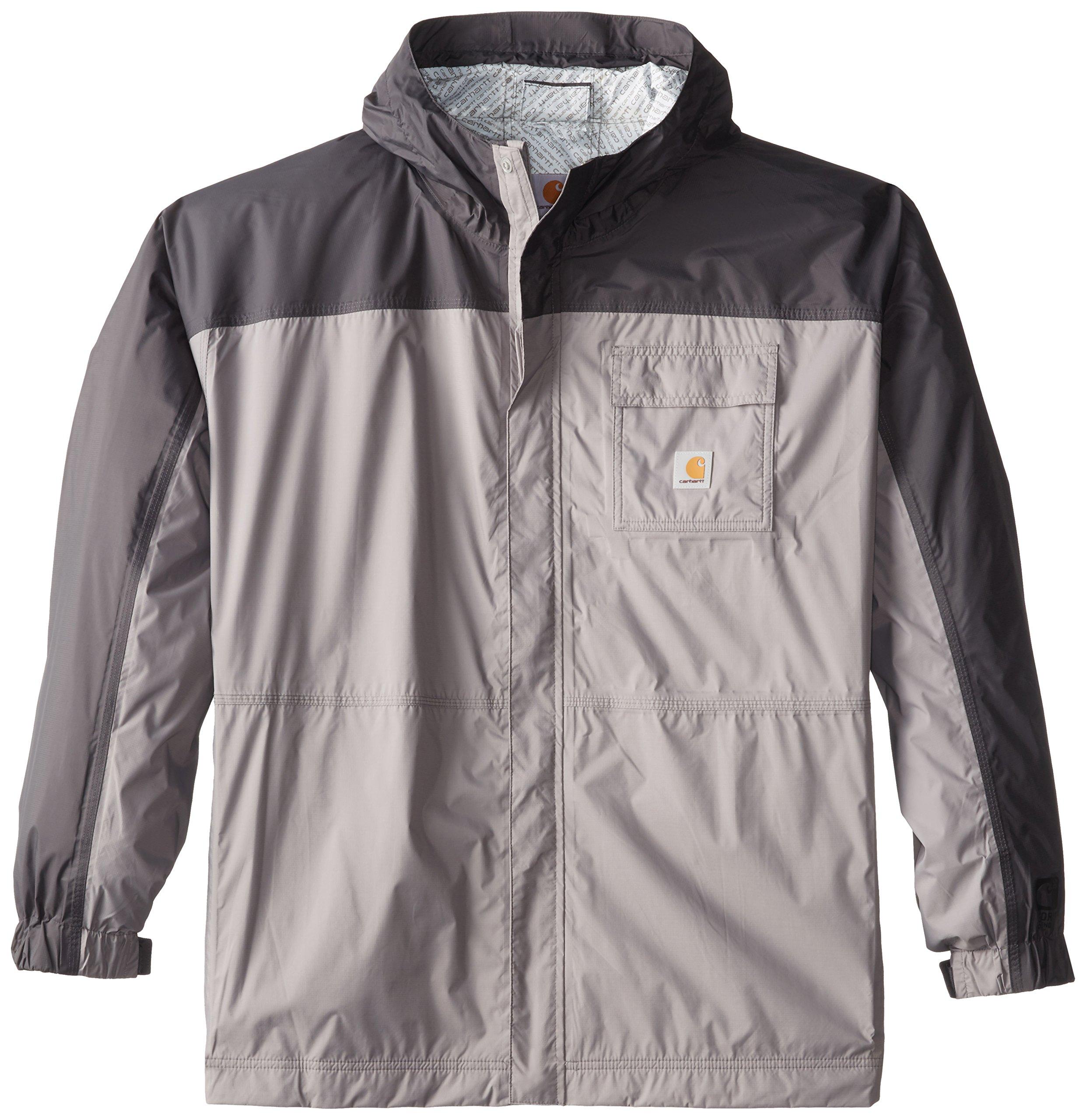 Carhartt Men's Big & Tall Huron Jacket,Asphalt (Closeout),XXX-Large