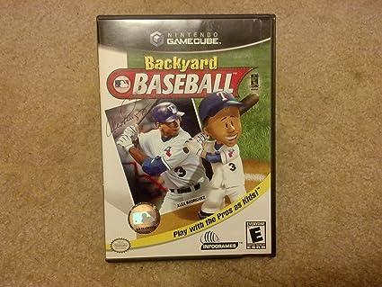 Amazon Com Backyard Baseball Video Games