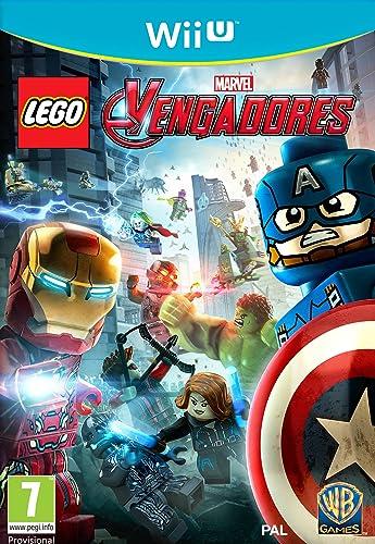 LEGO Vengadores - Edición Estándar - Nintendo Wii U: Amazon.es: Videojuegos
