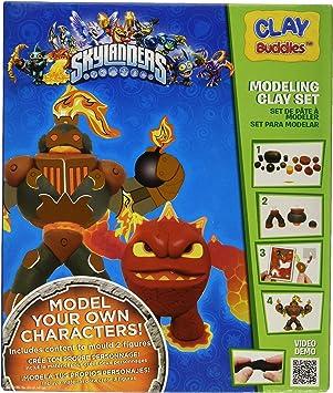 Clay Buddies – 330555 – Manualidades – Starter Pack Skylanders Swap Force: Amazon.es: Juguetes y juegos