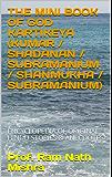THE MINI BOOK OF  GOD KARTIKEYA                                        (KUMAR / SHADANAN / SUBRAMANIUM / SHANMUKHA / SUBRAMANIUM): ENCYCLOPEDIA OF ORIGINAL HINDU STORIES & ANECDOTES  (English Edition)