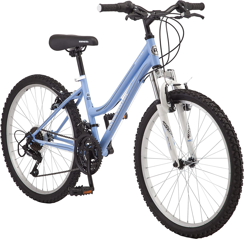 Roadmaster 24 Granite Peak Girls Mountain Bike, Teal