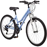 "Roadmaster 24"" Granite Peak Girls' Mountain Bike, Teal (Teal)"