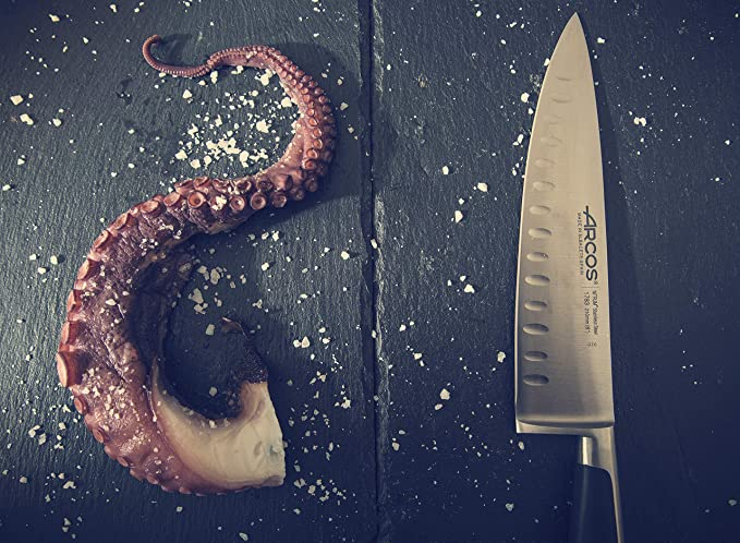 Arcos Serie Kyoto - Cuchillo Cocinero - Hoja de Acero ...