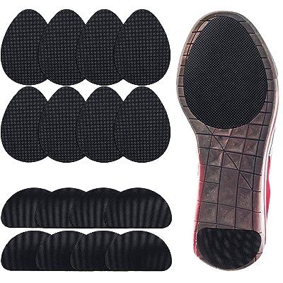 3 Pairs Self-Adhesive Anti-Slip High Heel Mat Rubber Sole Protector Practical