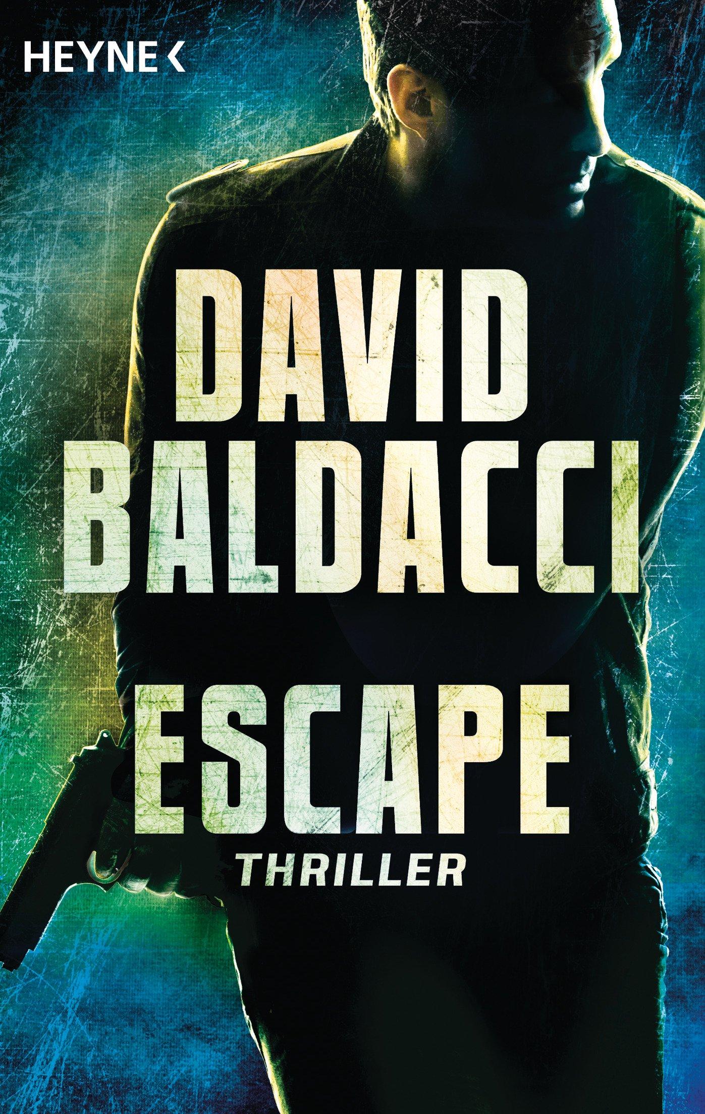 Escape: Thriller (John Puller, Band 3)