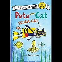 Pete the Cat: Scuba-Cat (My First I Can Read)