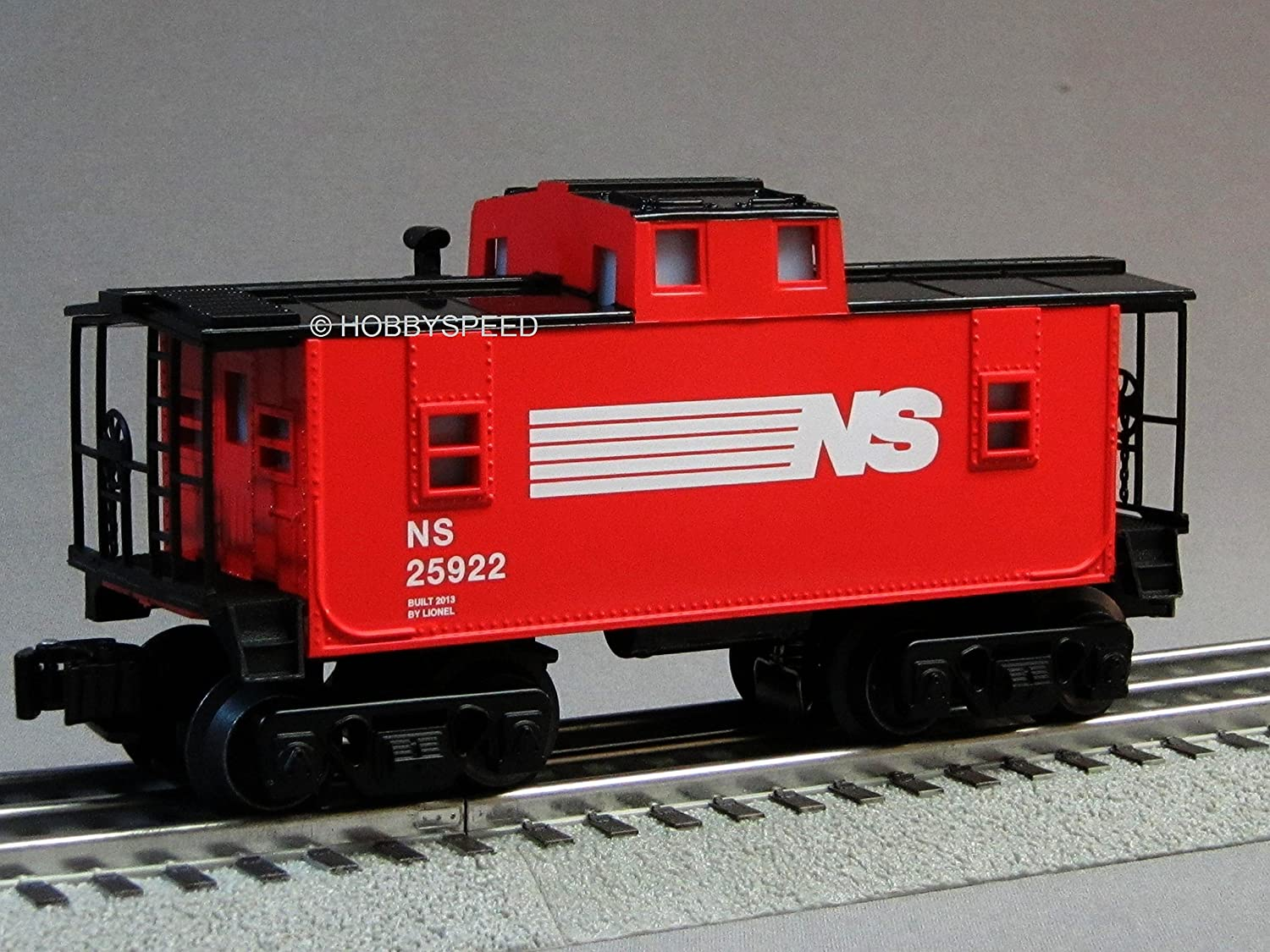 LIONEL NORFOLK SOUTHERN CABOOSE 6-30226 train ns heritage