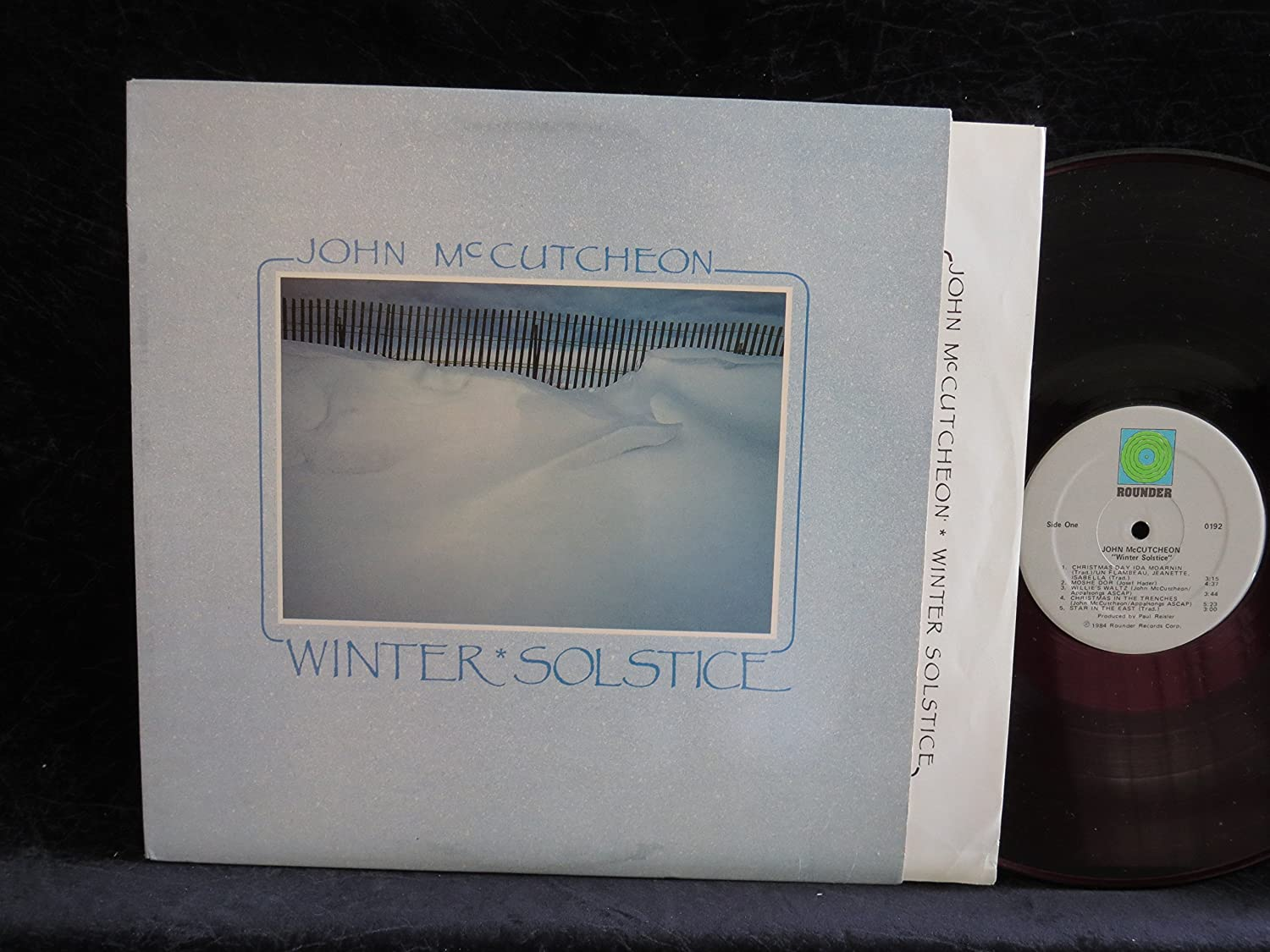 Winter Solstice (USA 1st pressing vinyl LP) - Amazon.com Music