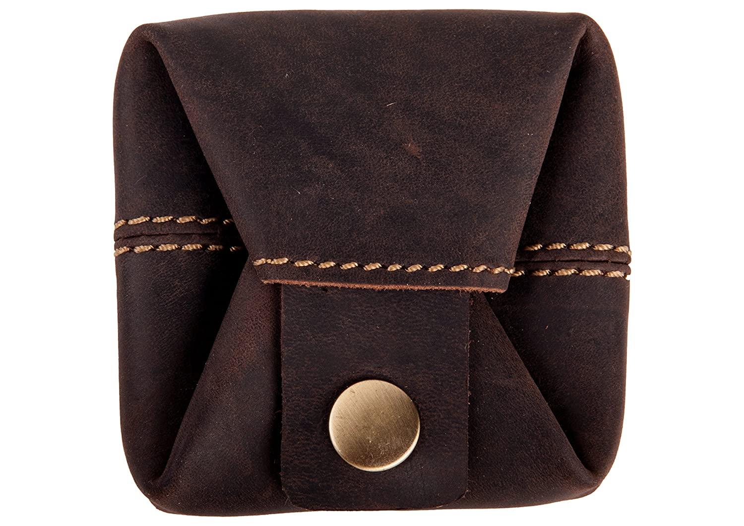 ANDERS Leather Small Coin Purse, Party Wallet I Lederdesign Germany 003