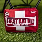 Franklin Sports Sideline First Aid Kit 220