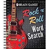 Brain Games - Rock 'n' Roll Word Search