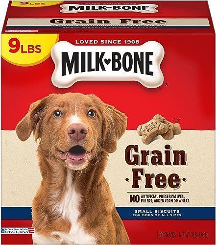 Milk-Bone Grain Free Dog Biscuits
