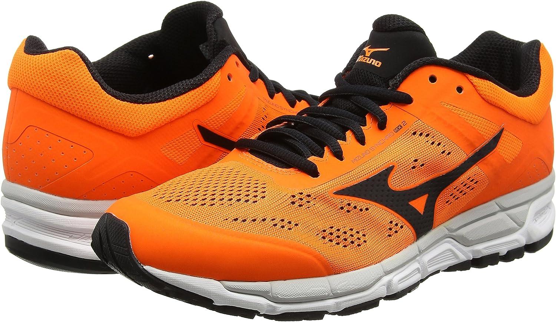 MIZUNO SYNCHRO MX 2- Zapatillas running para hombre, color naranja, 42.5 EU: Amazon.es: Zapatos y complementos