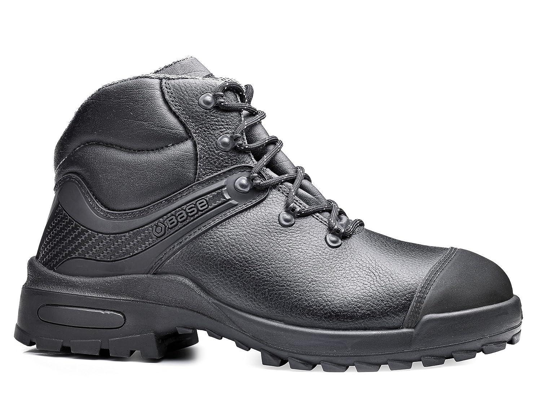 Base BO184 Morrison S3 SRC Klassische  Herren Rutschfeste geschnürt Sicherheit Stiefel