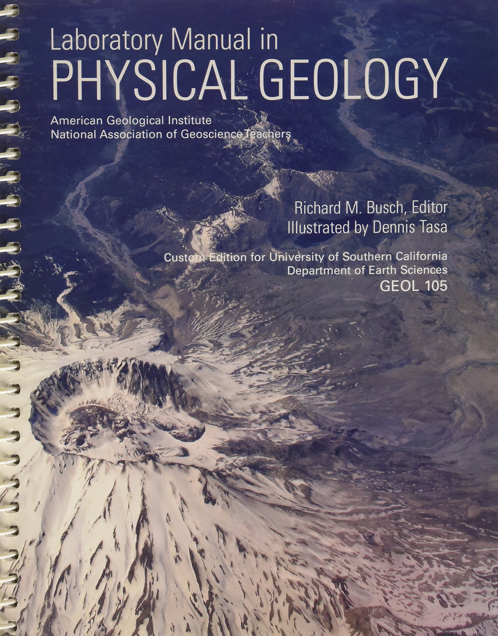 Laboratory Manual in Physical Geology: Editior Richard M. Busch:  9780536051165: Amazon.com: Books