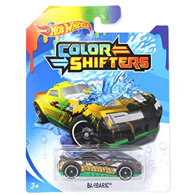 HW Color Shifters Barbaric: Toys & Games